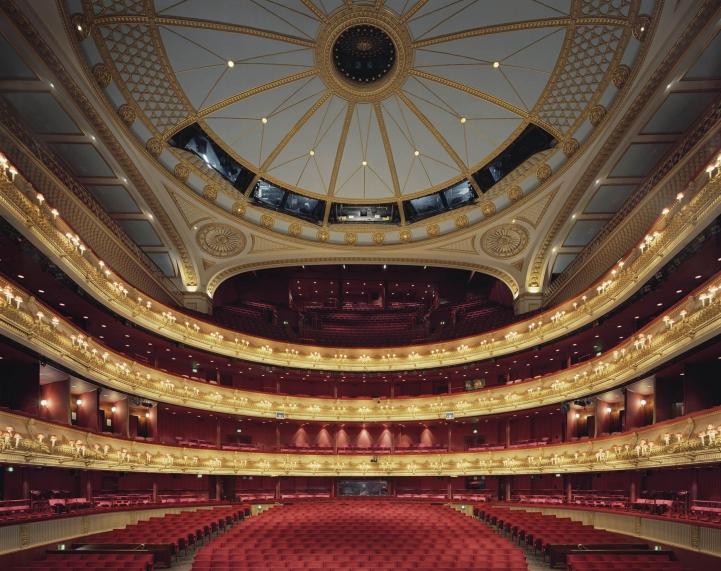 Kraliyet Opera Evi, Covent Garden, Londra