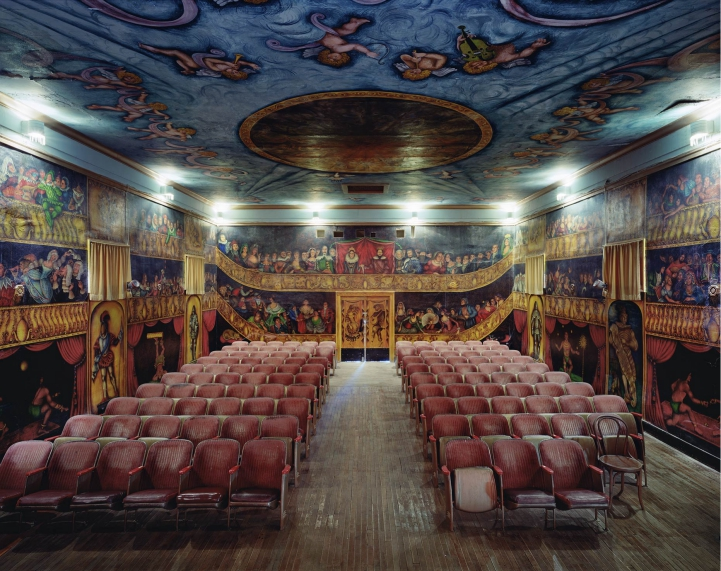 Amargosa Opera House, Death Valley Junction, Kaliforniya, ABD