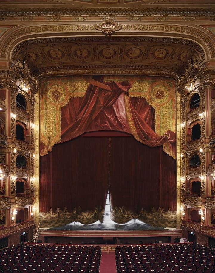 Colon Tiyatrosu, Buenos Aires, Arjantin